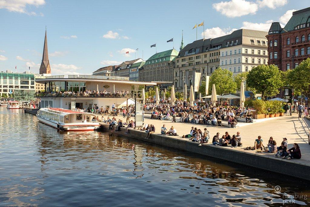 Album: Hamburg am Tag